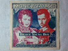 """MONEY TALKS Brave young boy 7"""" ITALY"""