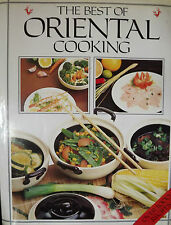 THE BEST OF ORIENTAL COOKING HARDBACK 1000+ RECIPES 455 PAGES CHINA JAPAN