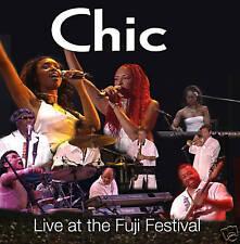 CD Chic Live At The Fuji Festival