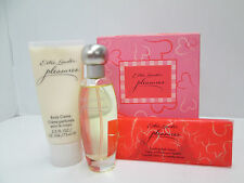 """ ESTEE LAUDER - PLEASURES "" CONFEZIONE PROFUMO DONNA EDP 50ml+BODY CREAM+3 BATH"