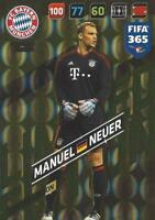 Panini Adrenalyn XL Fifa 2018 choose aussuchen Limited Trading Cards Fifa 365