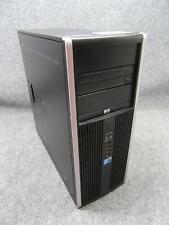 HP Compaq 8100 Elite Mini-Tower PC Intel Core i5-650 3.20GHz 4GB RAM 250GB HDD