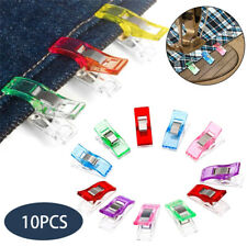 10/50/100PCS Wonder Clips For Quilting Knitting Sewing Crochet Fabric Crafts Hot