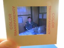 Vintage 1970's 31 Slides of Army Life & Camp Pictures Photographs