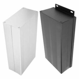 Aluminium Box Electrical Junction Enclosure Amplifier Housing Waterproof 2 Color