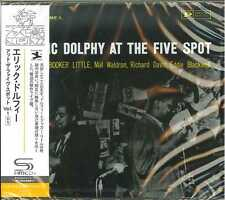 ERIC DOLPHY-ERIC DOLPHY AT THE FIVE SPOT. VOL. 1+1 -JAPAN SHM-CD C94