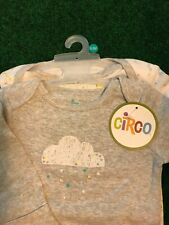 Circo Baby 2-Pack Gown 0-3 Months