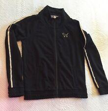 Victoria's Secret Pink Jacket ,black ,small