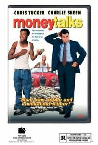 Brand New DVD Money Talks (DVD) 2005 Chris Tucker Charlie Sheen Heather Locklear