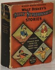 Walt Disney / SILLY SYMPHONIES STORIES 1936 #282800