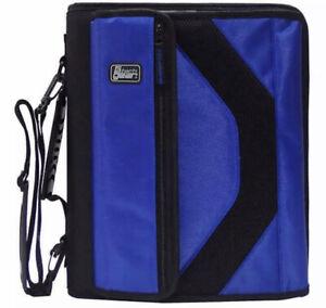 "Tech Gear, 2"" D Ring Multi-Purpose School Zipper Binder Organizer (Choose Color)"