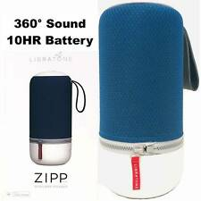 Wireless Speaker Portable ZIPP Mini Bluetooth 360 Sound Travel Bass Speakers AUX