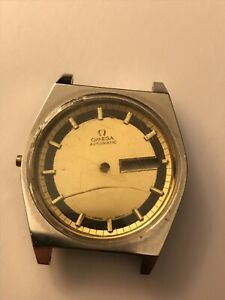 Omega 1660118 Case And Dial