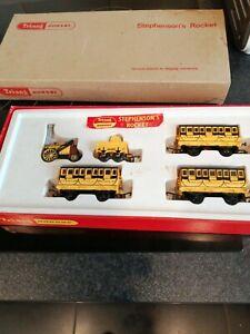 Original HORNBY TRIANG 00 GAUGE - STEPHENSONS ROCKET Set Boxed  lovely item