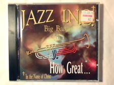 JAZZ I.N.C. BIG BAND How great... cd RARISSIMO COME NUOVO VERY RARE LIKE NEW!!!