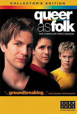 Queer as Folk - The Complete First Season (DVD, 2011, Canadian)