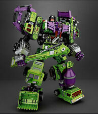 NEW Transformation NBK Devastator Toy Oversize Action Figure 6 in 1
