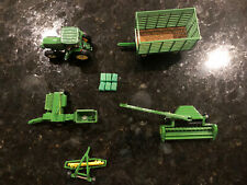 1/64 John Deere Haying Set By Ertl