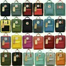 Fjallraven Kanken 7L/16L/20L Backpack Unisex Leisure Student Backpack School Bag