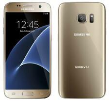 New listing New Gold Verizon Gsm/Cdma Unlocked 32Gb Samsung S7 Sm-G930V Phone Kh27