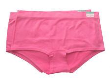 2 Cacique Lane Bryant Yellow Seamless Boyshort Panty 14/16 18/20 22/24 26/28