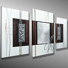 Moderne Malerei ORIGINAL KUNST Acrylbild C. GOETHE Bilder abstrakt 130x60 XL