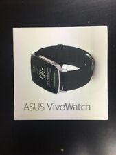 ASUS Smart Watch Vivo Black HR TFT Touch Screen Bluetooth 128dot Bluetooth 4.0