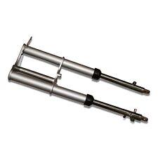 """Genuine CRF50 +1"""" HD Piranha Forks. Heavy duty Pit Bike Forks. CRF 50 XR"""