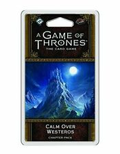 a Game of Thrones LCG 2nd Edition Calm Over Westeros & Genuine