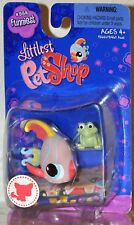 Littlest Pet Shop #884 Funniest Angel Fish & Frog retired 92621 MOC VHTF 2008