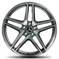 1x AMG 20 Zoll Mercedes Benz S63 S65 W222 W217 Felge Alufelge A2224010800 NEU