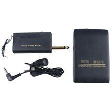 Wireless Lavalier Microphone Lav Lapel Mic