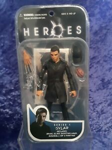 Heroes Series 1 SYLAR Action Figure MOC