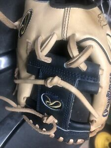 rawlings heart of the hide 11.5 Navy And Camel