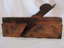 Vintage Wood Moulding Molding Plane Woodworking Tool Double Blade D. Hess