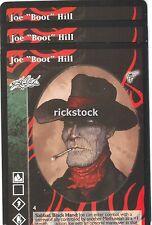 """Joe """"Boot"""" Hill x3 Assamite KMW"""