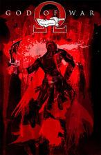 God of War Kratos Gamer Art 11 x 17 High Quality Poster