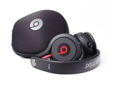 Genuine Beats by Dr. Dre Mixr Neon DJ Swivel Headphones REFURBISHED - BLACK