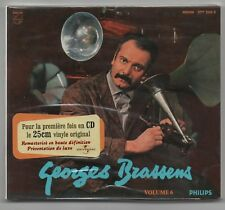 GEORGES BRASSENS CD (NEUF) LE PORNOGRAPHE No 6 (UNIVERSAL)