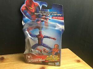 "NEW NIB 2012 The Amazing Spider-Man Movie Series Ultra-Poseable 3 3/4"" Figure"
