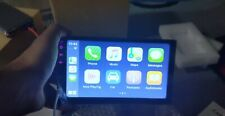 Double din car stereo apple carplay