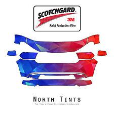 Dodge Durango 2011-2013 PreCut 3M Scotchgard Paint Protection Clear Bra Kit