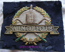 BG9792 - OLD PATCH SALEM GOLF CLUB - en cannetille