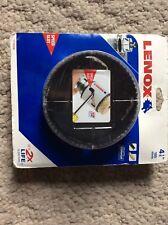"LENOX Hole Saw Speed Slot Bii Metal 4 1/8"" 1772018"