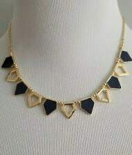 ANN TAYLOR METAL NUGGET NECKLACE
