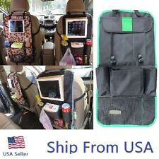 Car Auto Back Seat Hanging Organizer Collector Storage Multi-Pocket Hold Bag New