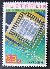 Australian Decimal Stamps:1987 Australian Achievements in Technology-53c MNH