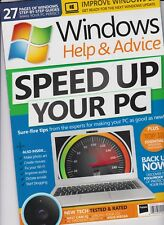 WINDOWS HELP & ADVICE MAGAZINE SPEED UP YOUR PC ISSUE 140 OCTOBER 2017