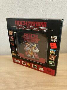 Rock Progressivo Italiano The Complete Discography CD + Libro BoxSet Cofanetto