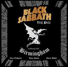 The End (Live In Birmingham,2CD Audio) von Black Sabbath (2017)